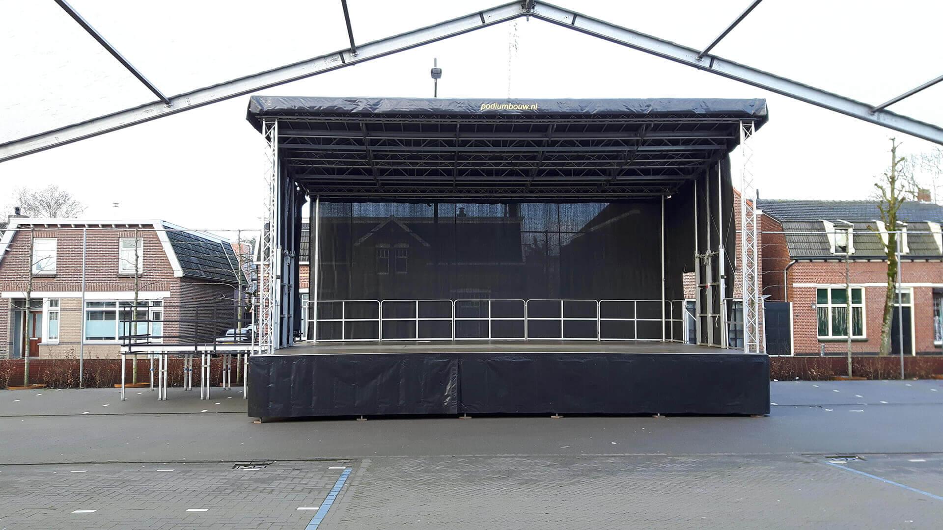 Podiumwagen Dordrecht